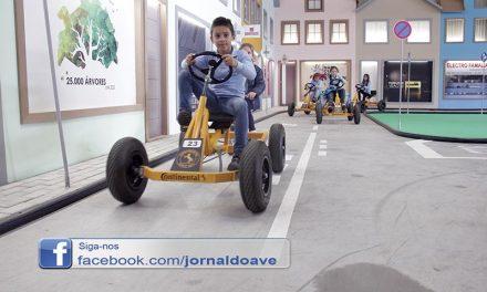 Famalicão ensina regras rodoviárias de forma divertida (c/vídeo)