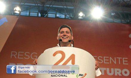 Nuno Moreira é candidato à JSD