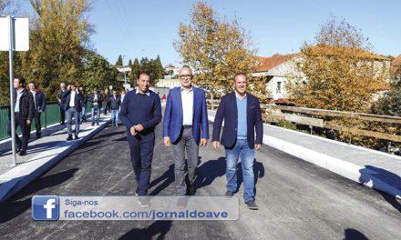 Ponte entre Vila das Aves e S. Tomé de Negrelos reaberta