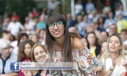 Sofia Andrade reeleita na JS