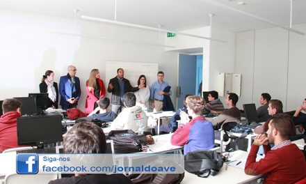 Tecnologia Mecânica é o primeiro curso superior em Santo Tirso (C/Vídeo)