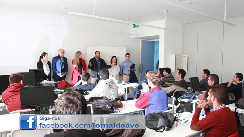 Tecnologia Mecânica é o primeiro curso superior em Santo Tirso