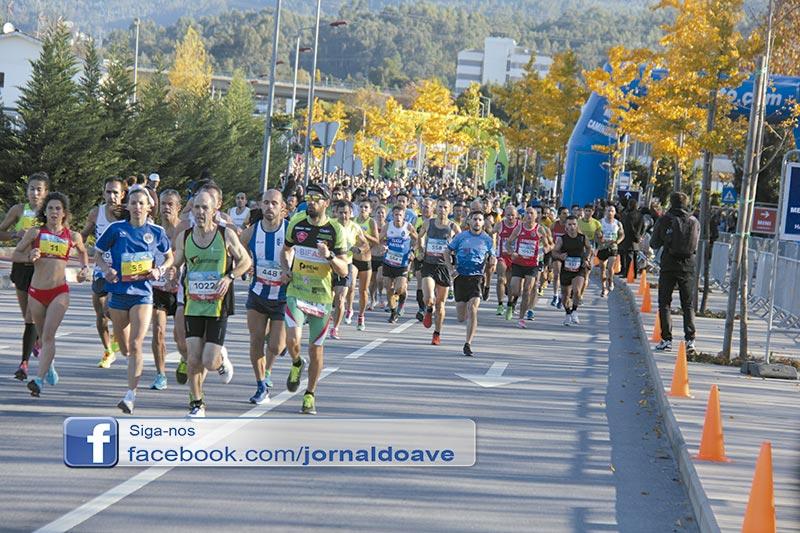 """4500"" atletas na Meia Maratona"