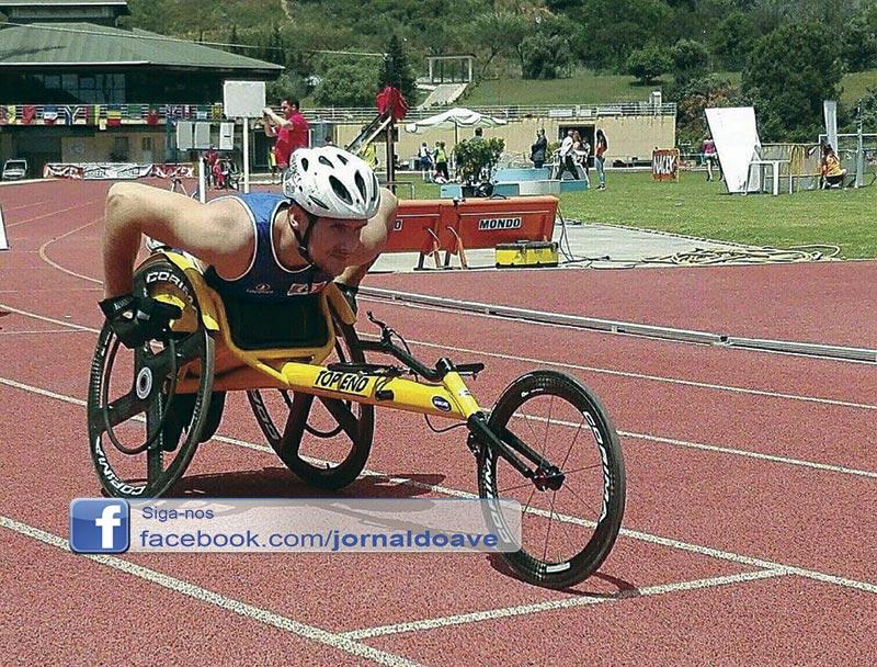 Atletismo Famalicense representa Portugal