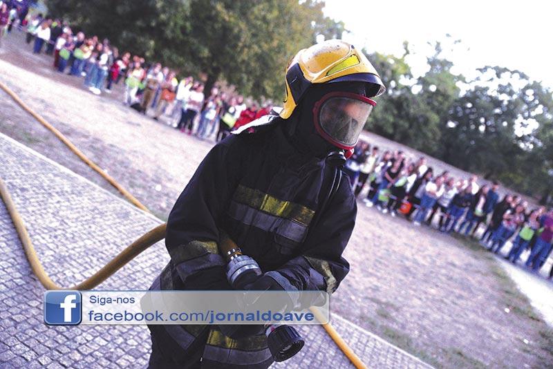 Autarquia investe meio milhão por ano nos bombeiros