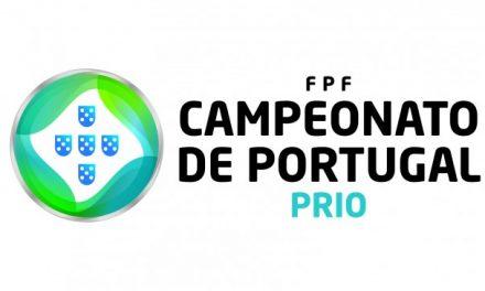 Resultados Campeonato de Portugal 22-01-2017