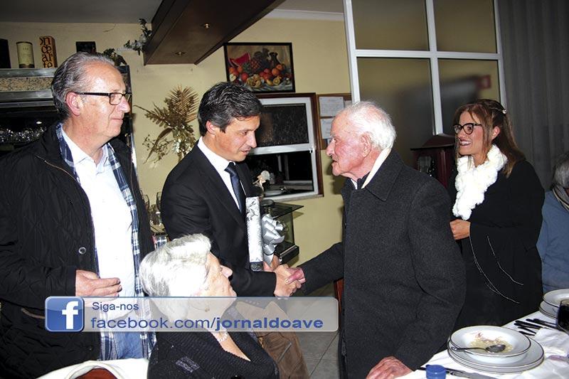José da Concertina celebrou centenário