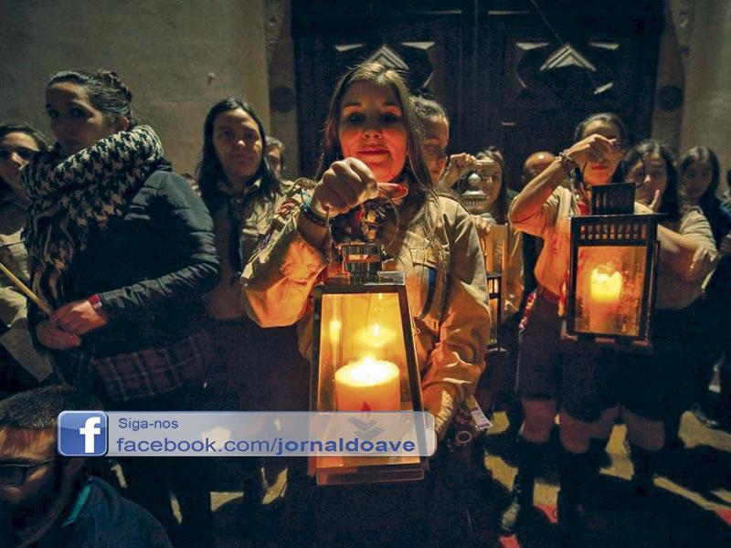 Luz da Paz de Belém regressa a Santo Tirso
