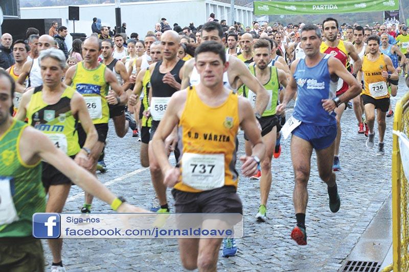 Mais de 1500 atletas na S. Silvestre