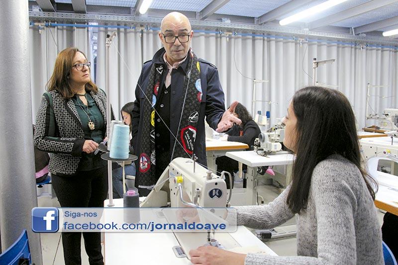 Modatex reforça formação no setor têxtil em Santo Tirso (C/Vídeo)