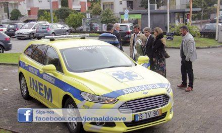 Nova VMER já chegou  ao Centro Hospitalar