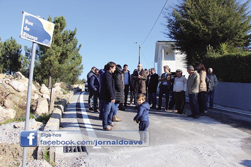 Rua da Pitança está mais larga e pavimentada (C/Vídeo)