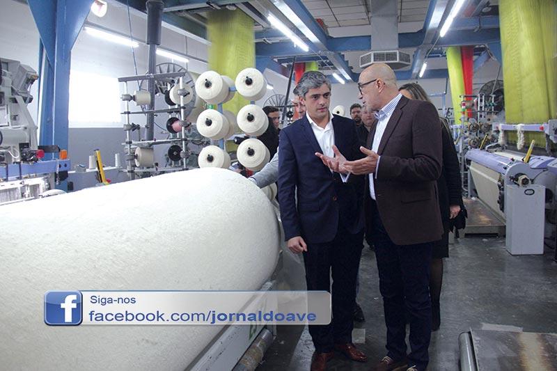 Safartêxtil quer reforçar capacidade produtiva