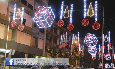 Santo Tirso promove Natal no Parque do Ribeiro do Matadouro (C/Vídeo)