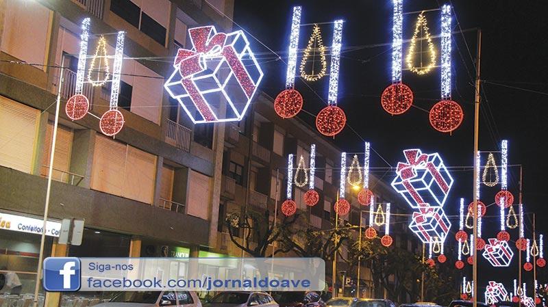 Santo Tirso promove Natal no Parque do Ribeiro do Matadouro