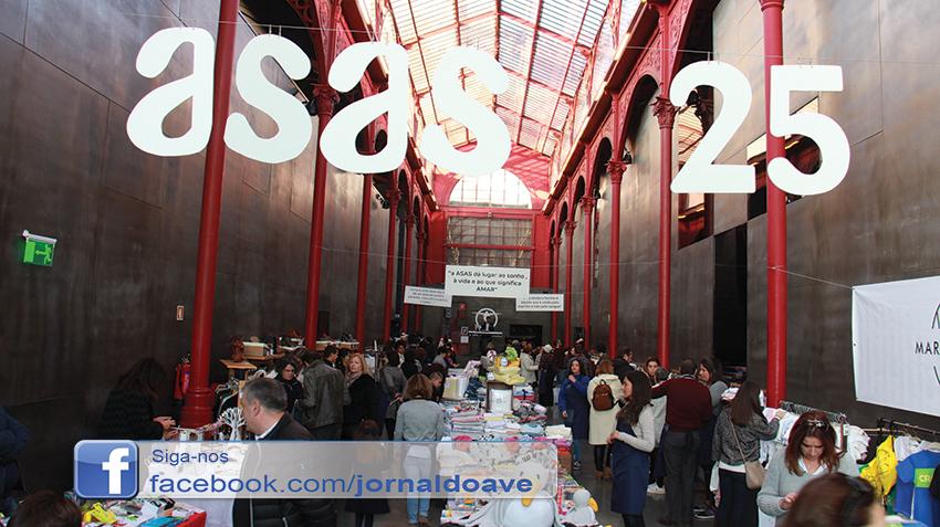 ASAS Weekend angariou mais de 20 mil euros