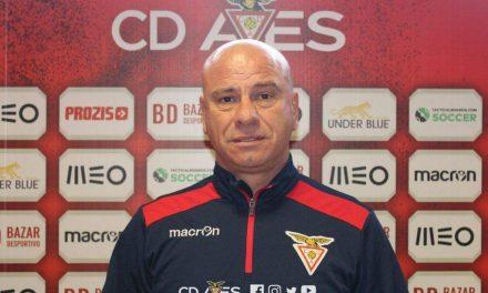 Desportivo das Aves perde por 2-0 em Braga