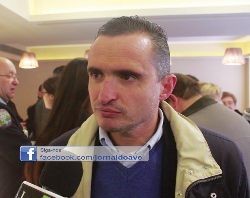 """Fernando Vale preside Associação Humanitária dos """"Vermelhos"""""""