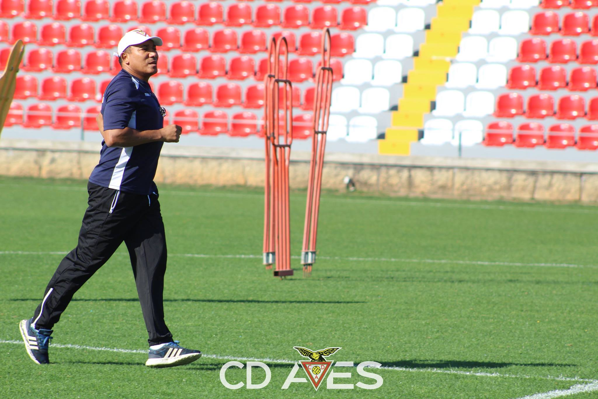 Lito Vidigal vai deixar Desportivo das Aves