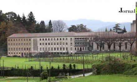 Mosteiro de Singeverga com hospedaria