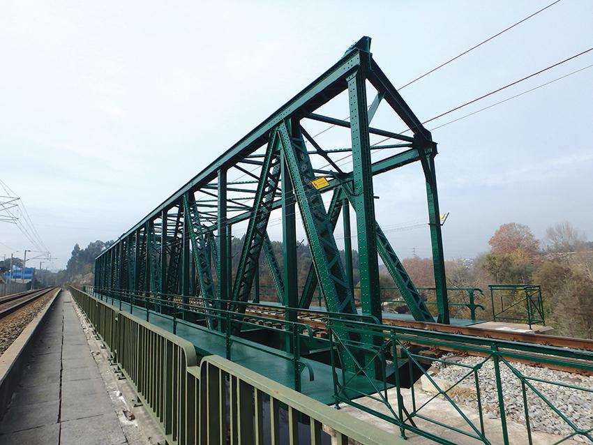 Ponte do Ave alvo de tratamento anticorrosivo