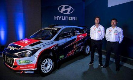 Armindo Araújo regressa à competição e é piloto da Hyundai no nacional de ralis