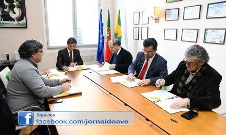 Câmara e Universidade Aberta celebram protocolo de cooperação
