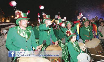 Carnaval em Santo Tirso começa no dia 9