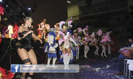 "Corso carnavalesco ""espalha"" a folia pelas ruas"