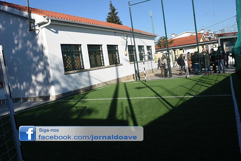 Escola de Meães apenas frequentada por alunos de etnia cigana