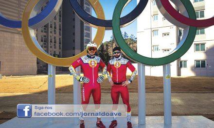 Scoop confecionou para os Jogos Olímpicos de Inverno