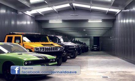 Showroom automóvel: Novo investimento em Santo Tirso