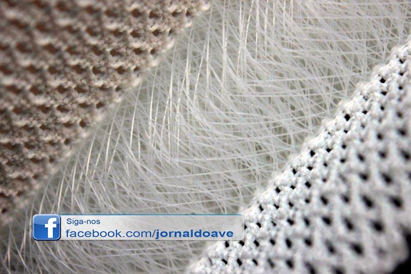 Têxteis técnicos ganham terreno no campeonato das exportações