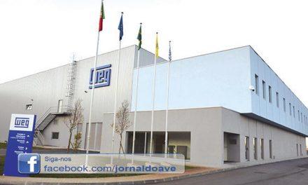 Fábrica de Santo Tirso da WEG é a maior  do grupo na Europa