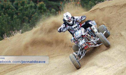 Tiago Ferreira compete no Quadcross da Áustria