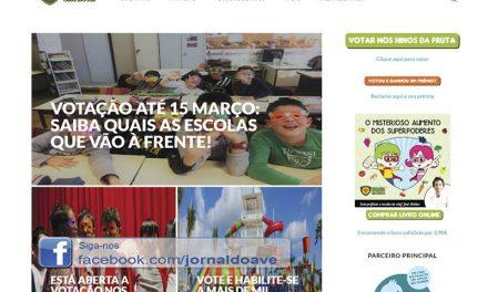"""Escolas de Santo Tirso e Famalicão lançam """"Hinos da Fruta"""""""