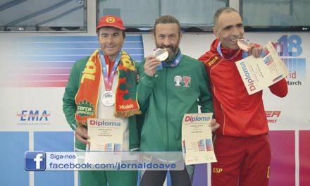 Joaquim Figueiredo é campeão da Europa