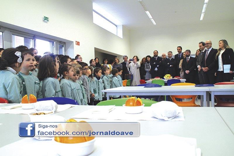 Santo Tirso avança com projeto-piloto nas escolas para alimentação saudável
