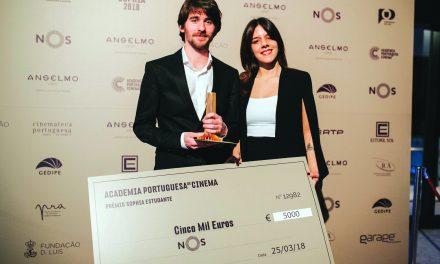 Avense vence Prémio Sophia Estudante