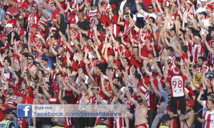 Desportivo das Aves vence em casa do Moreirense e garante manutenção