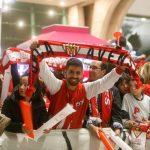 Câmara de Santo Tirso disponibiliza sete autocarros para adeptos do Aves