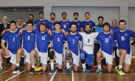 FAC sobe à 1.ª Divisão Nacional em voleibol