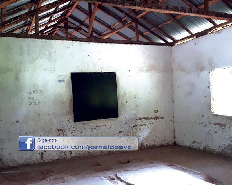 Livro 100% solidário para reconstruir uma escola na Guiné
