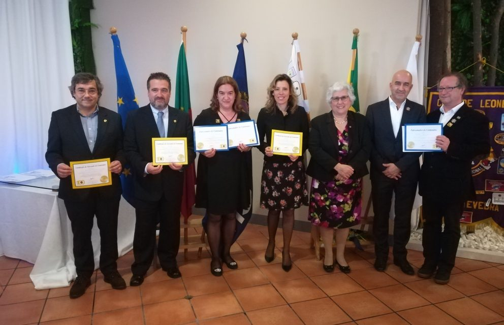 Lions Famalicão comemora aniversário e reforça quadro associativo