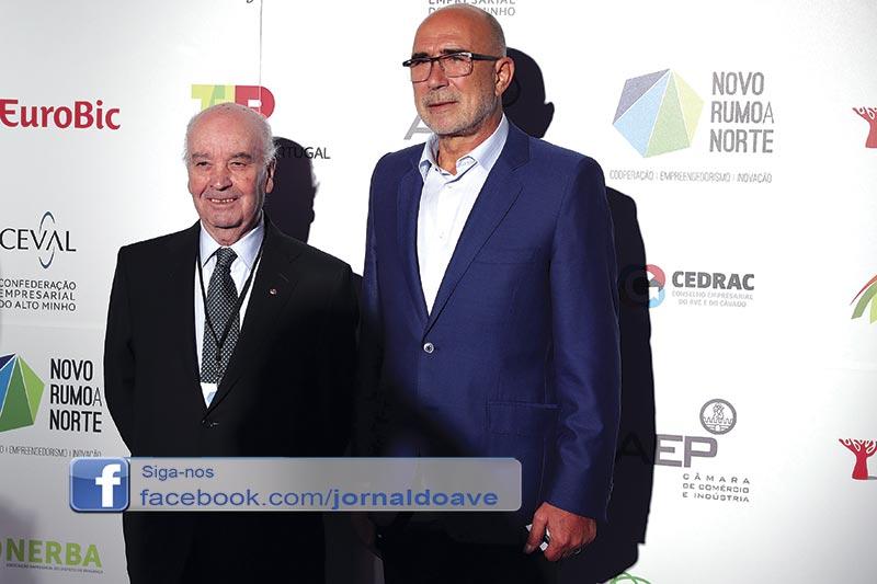 Machado Ferreira distinguido pela AEP e pela Câmara