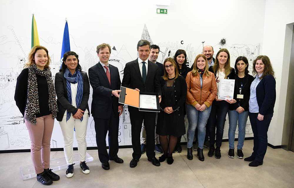 Serviços da Juventude e Gestão Urbanística de Famalicão com qualidade certificada