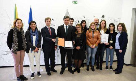 Certificada qualidade dos serviços da Juventude e Gestão Urbanística
