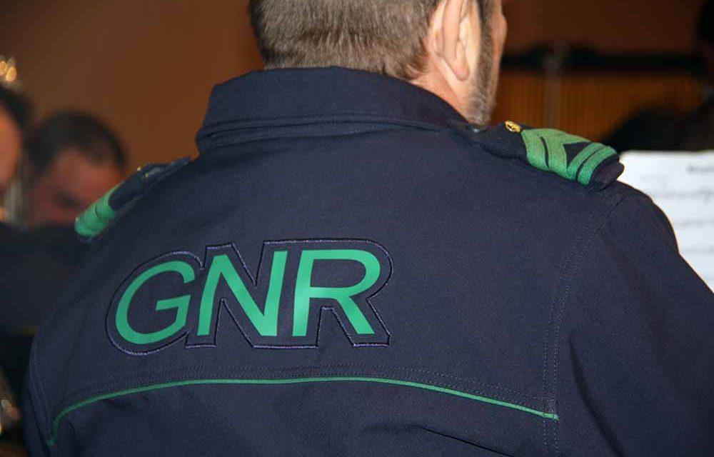 GNR detém homem por incêndio florestal