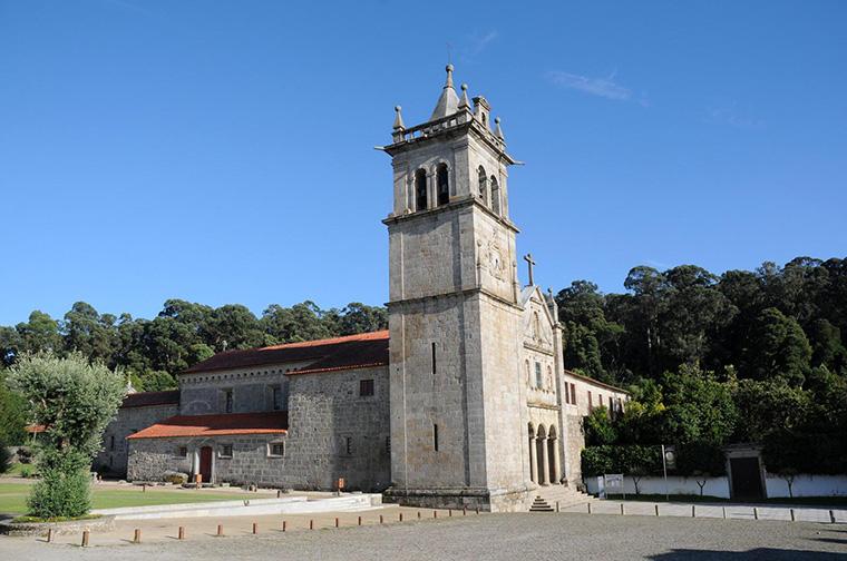 mosteiro landim