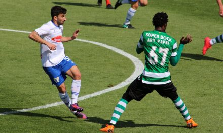 Famalicão empatou na visita ao Sporting B